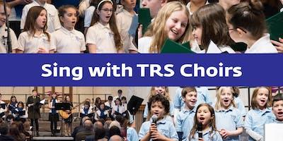 Choir Sign Up 2018