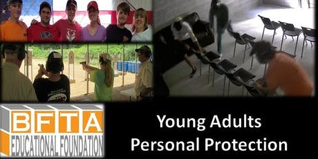 Young Adults Personal Protection Class tickets