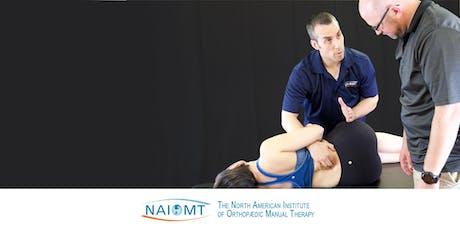 NAIOMT C-511 Lumbopelvic Spine I [Columbia University - NYC]2019 tickets