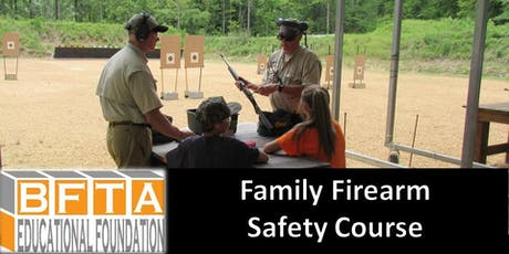 Family Firearms Safety Course tickets