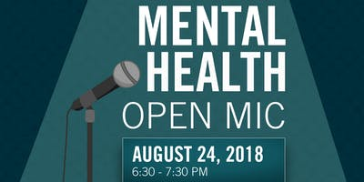 2nd Annual Mental Health Awareness Open Mic