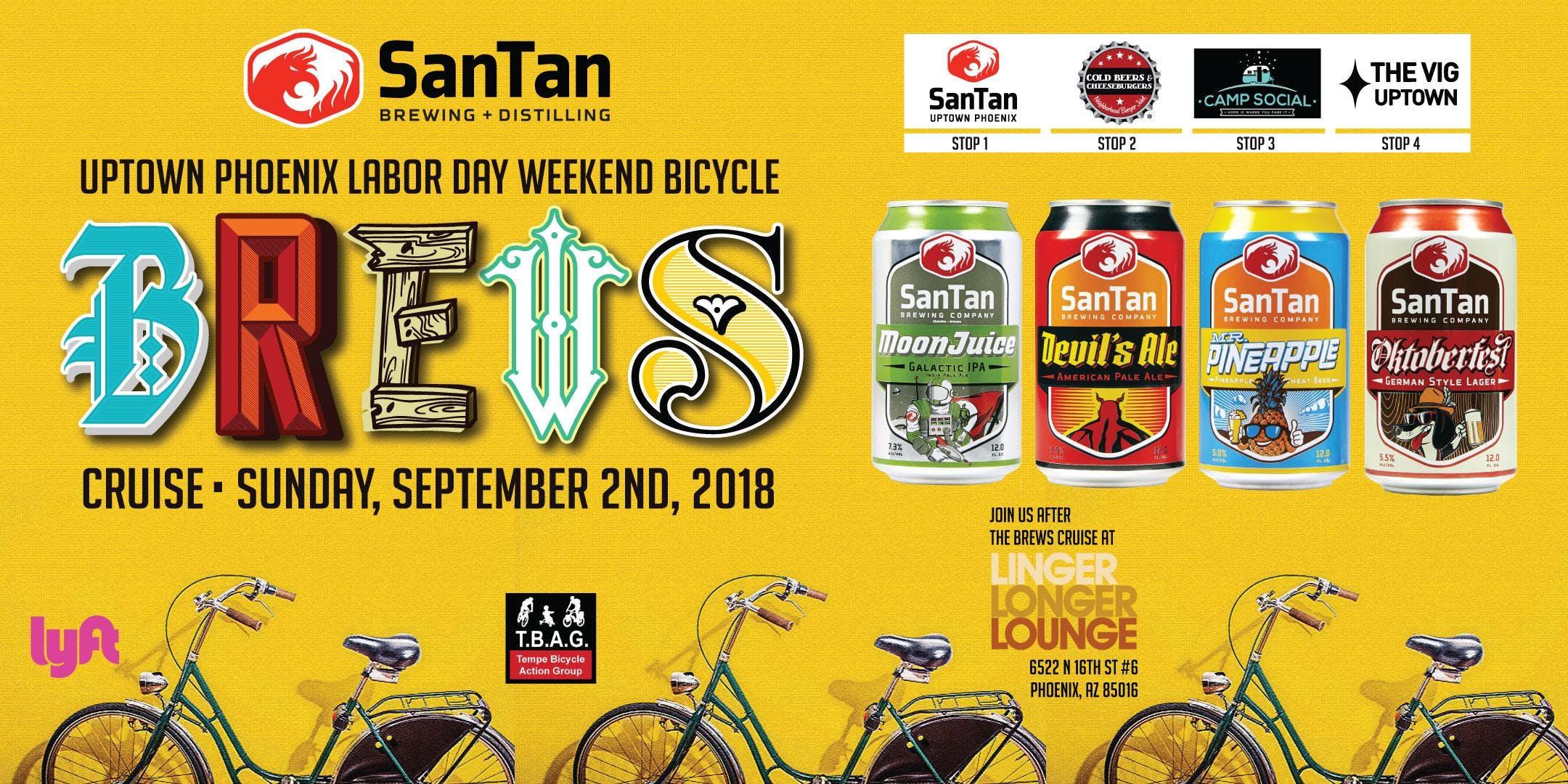 SanTan Brews Cruise