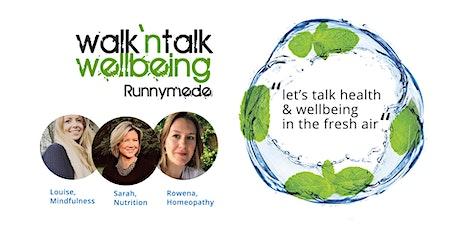 Walk 'n Talk Wellbeing - Runnymede tickets
