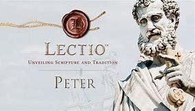 St. Helena AFF - LECTIO PETER