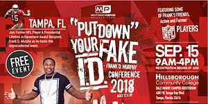 Put Down Your Fake I.D. Leadership Conference 2018