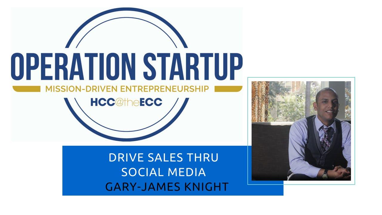 Drive Sales Thru Social Media