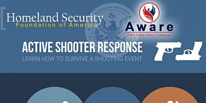 HSFA Aware Des Moines: Stopping Active Shooters