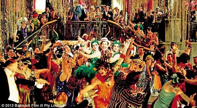 NPSIA Gatsby's Prohibition Party