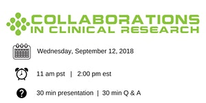 Webinar - Endpoint Adjudication by the Clinical...