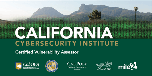 C)VA — Certified Vulnerability Assessor / OnSite/ Sept 23-25, 2019