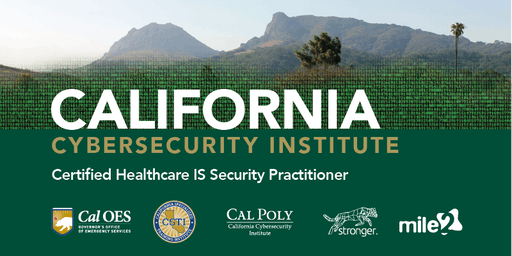 C)HISSP—Certified Healthcare IS Security Practitioner /OnSite/ Sept 23-26, 2019