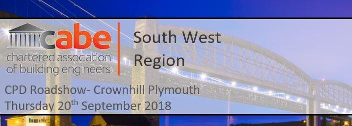 CABE SW Region CPD Roadshow Plymouth