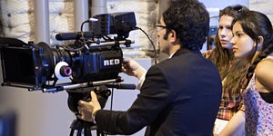 How do I get a career in TV and Film? - FULLY BOOKED