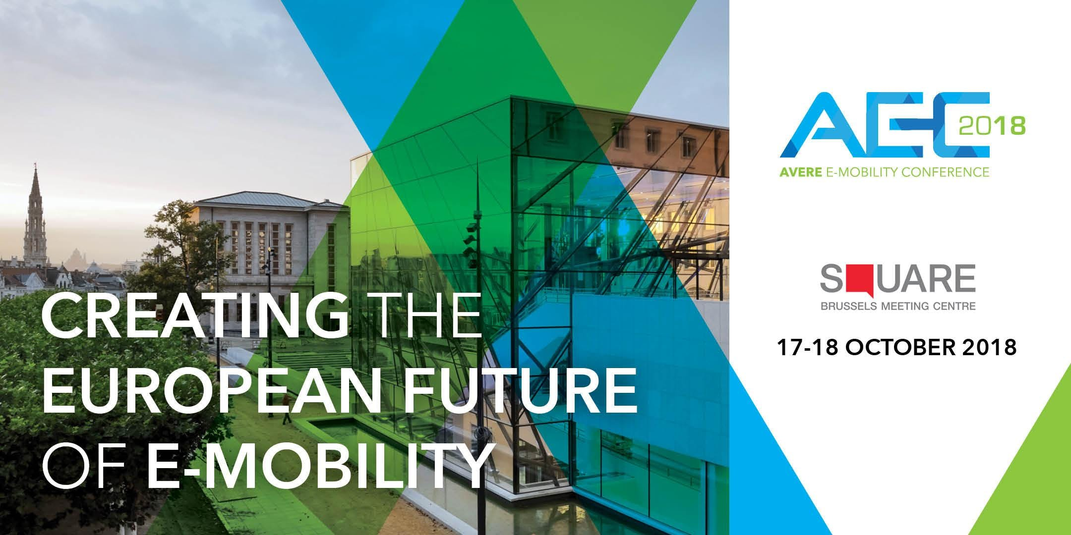 AEC 2018 - AVERE E-Mobility Conference