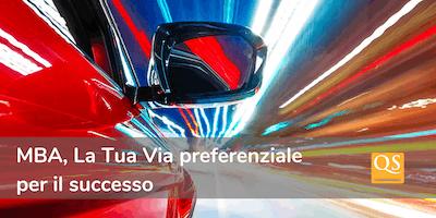 World MBA Tour - Milano