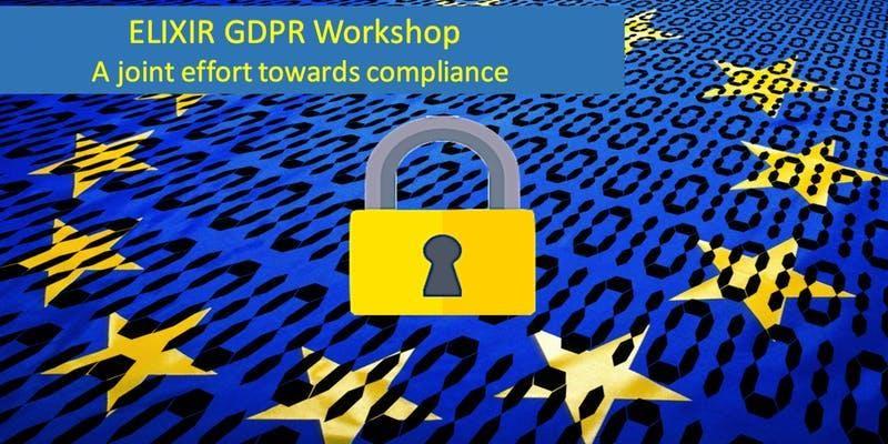2nd ELIXIR GDPR Workshop