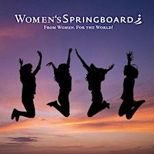 Women's Springboard logo