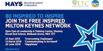 #Inspire4ed Network (Milton Keyenes)