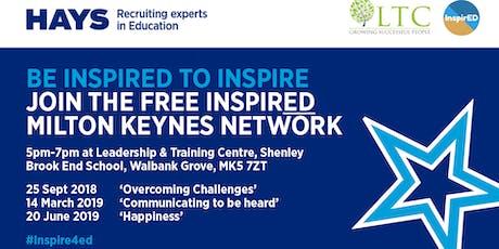 #Inspire4ed Network (Milton Keyenes) tickets