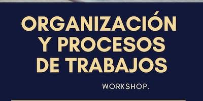 Taller de Organización & Procesos de Trabajo
