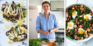IMAGE presents an evening with Donal Skehan
