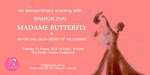 An extraordinary evening with SHARON ZHAI - MADAME...