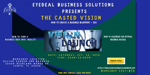 Orlando fl saddle up events eventbrite the casted vision 101 how to create a business blueprint malvernweather Images
