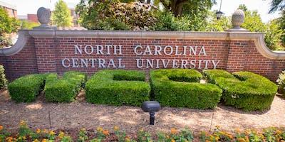 North Carolina Central University - Campus Tour Experience