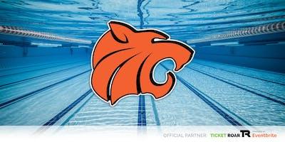 Grinnell Boys Varsity Swimming Meet