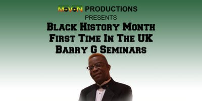 Barry G Seminars