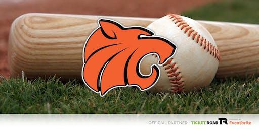 Grinnell vs Oskaloosa Varsity Baseball