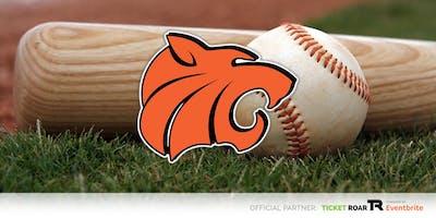 Grinnell vs Indianola Varsity Baseball