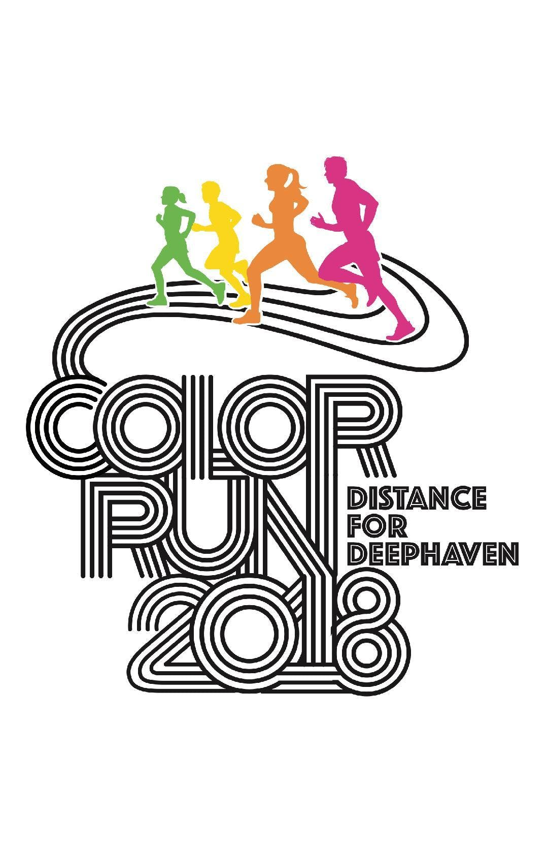 2018 Distance for Deephaven Color Run/Walk