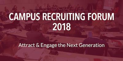 Campus Recruiting Forum 2018 - Chicago, IL