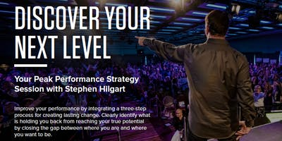 Tony Robbins Lead Trainer Talks at Super Powers Sunday: The Energy of Focus