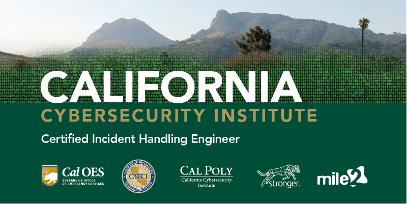 C)IHE — Certified Incident Handling Engineer
