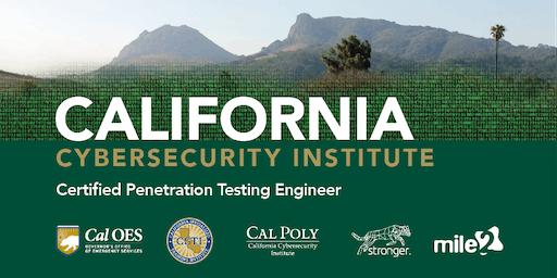 C)PTE — Certified Penetration Testing Engineer /OnSite/ August 19-23, 2019
