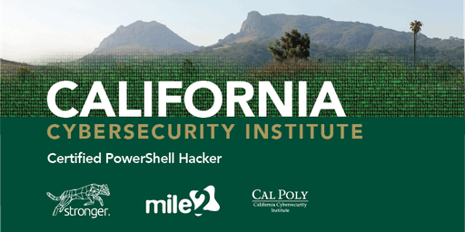 C)PSH — Certified PowerShell Hacker /OnSite/ November 18-21, 2019