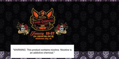 Oklahoma Vapers Carnivale Expo - For Smokers By Vapers
