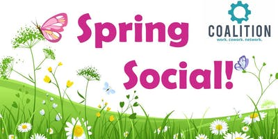 Spring Social for Startups @ Coalition Boston