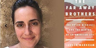 An Evening with author, Lauren Markham