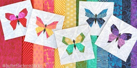 Beginner Paper/Foundation Piecing tickets