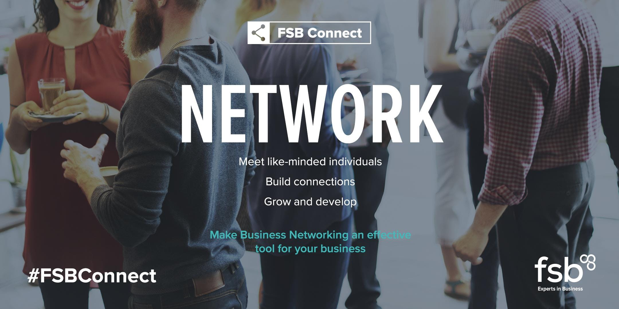 #FSBConnect Cambourne Networking