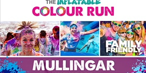 Inflatable Colour Run-Mullingar,Co Westmeath 2018
