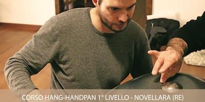 CORSO HANG-HANDPAN 1° LIVELLO BASE a Novellara RE