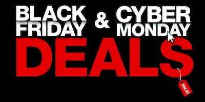 2018 Virtual Run & Walk Events: Black Friday to Cyber Monday Blow Out! -Riverside