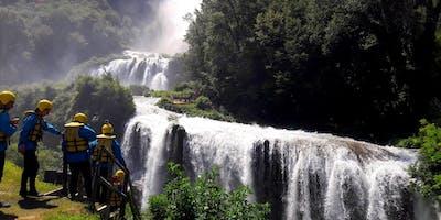 Gita alla Cascata delle Marmore e Lago di Piediluco