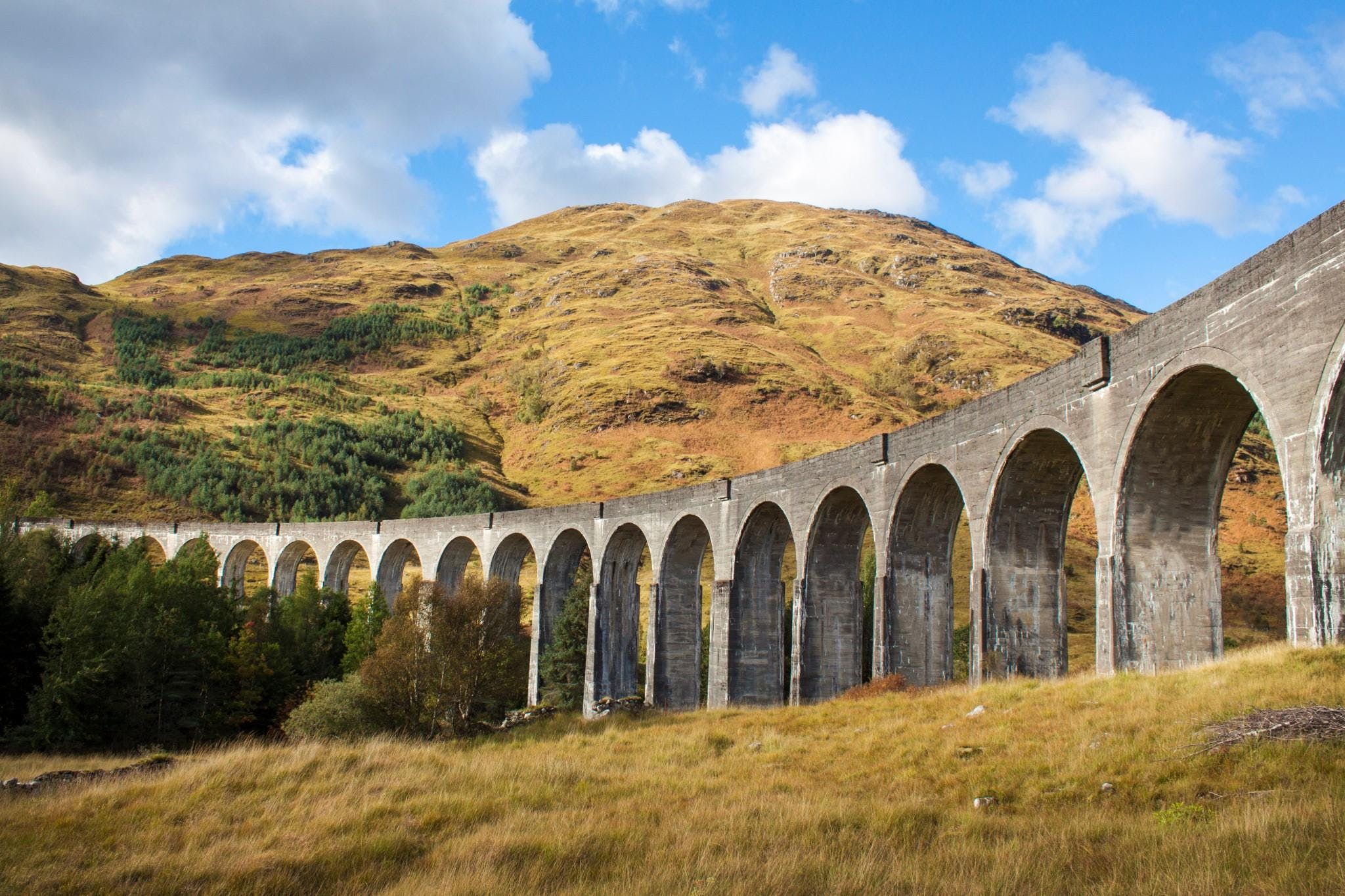 Harry Potter Bridge and Glencoe (£26.00)