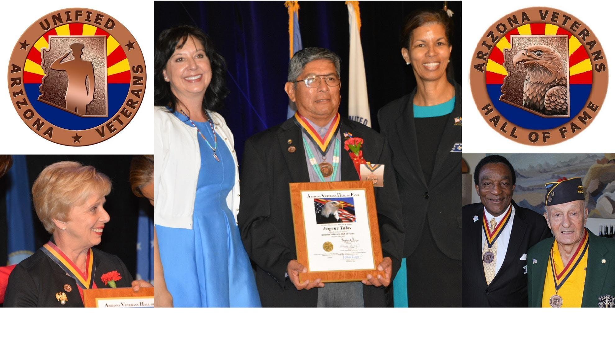 2018 Arizona Veterans Hall of Fame (AVHOF) Induction Ceremony