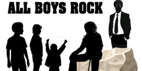 All Boys Rock 2019 Group Forums Meetings  tickets